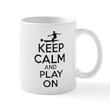 Keep calm and play Bowl Mug