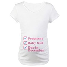 Due in December Shirt