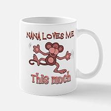 Nana loves me this much Mug