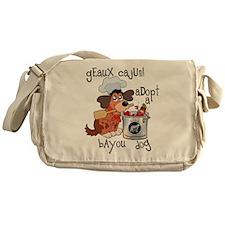 Geaux Cajun Messenger Bag