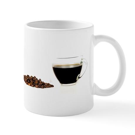 Coffee and beans Mug