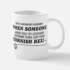 Cornish Rex cat gifts Mug