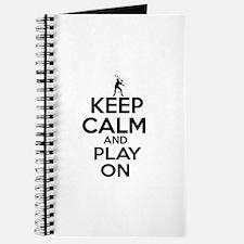 Keep calm and play Squach Journal