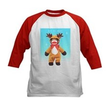 Reindeer Sock Monkey Tee