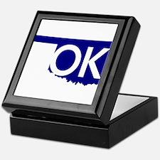 OK Keepsake Box