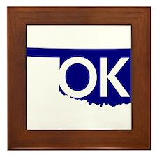 OK Framed Tile