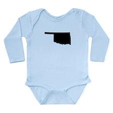 Black Long Sleeve Infant Bodysuit