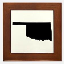 Black Framed Tile