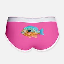 Longear Sunfish fish 2 Women's Boy Brief