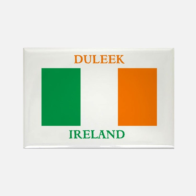 Duleek Ireland Rectangle Magnet