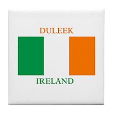 Duleek Ireland Tile Coaster