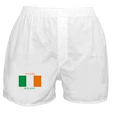 Duleek Ireland Boxer Shorts