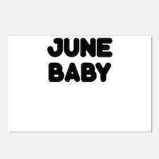 JUNE BABY Postcards (Package of 8)
