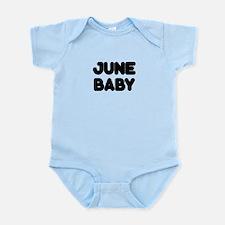 JUNE BABY Body Suit