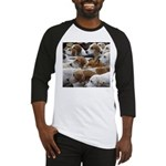 The Foxed Baseball Jersey