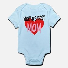 Worlds Best Mom Body Suit