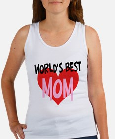 Worlds Best Mom Tank Top