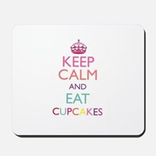 Cupcakes anyone? Mousepad