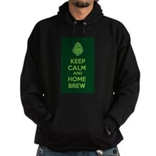 Keep Calm and Home Brew Hoodie