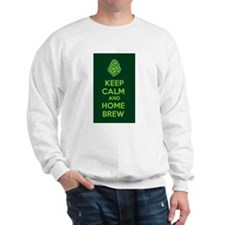 Keep Calm and Home Brew Sweater
