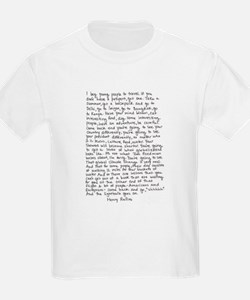 Henry Rollins quote T-Shirt
