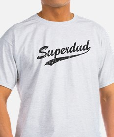 Vintage Super Dad T-Shirt