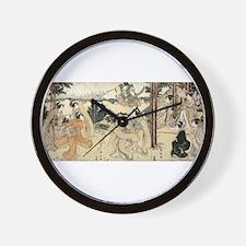 Parody Of The Play Mount Kurama - Toyokuni Utagawa
