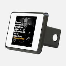 Winston Churchill on Sucess over failure Hitch Cov