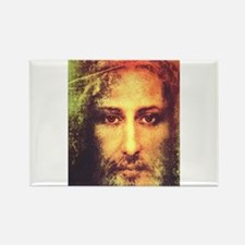 Image of Christ Rectangle Magnet