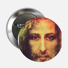 "Image of Christ 2.25"" Button"