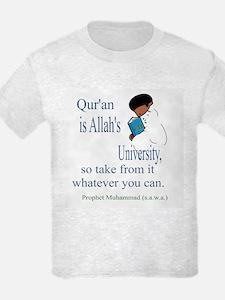 Qur'an is Allah's University T-Shirt