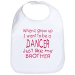 Dance just like Brother Bib