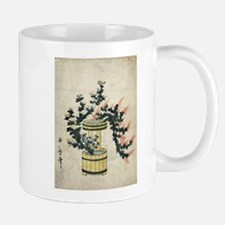 Potted Autumn Grasses and Rikka - Utamaro II - 180