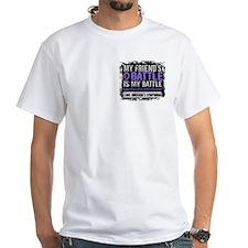 My Battle Too 2 H Lymphoma Shirt