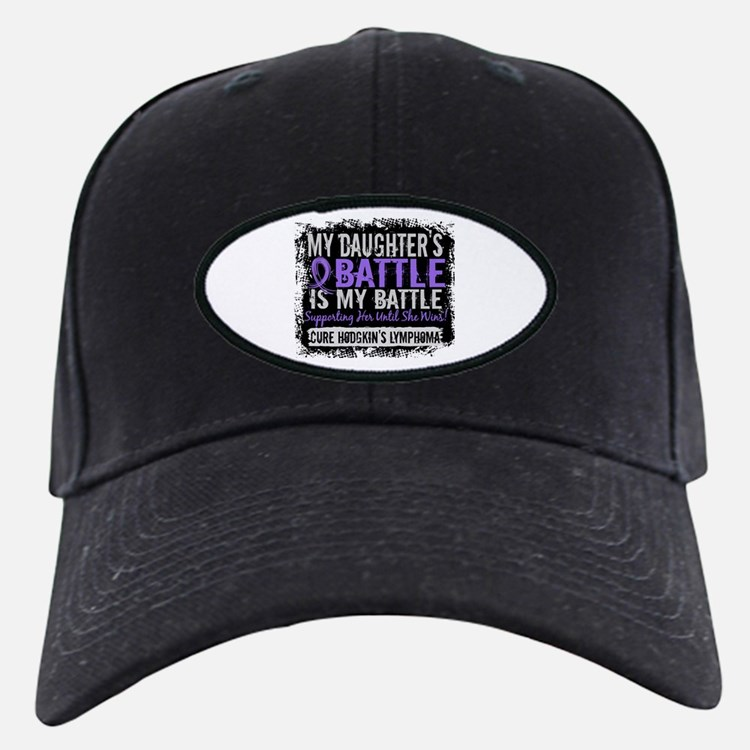 My Battle Too 2 H Lymphoma Baseball Hat
