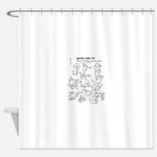 ori Shower Curtain