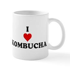 I Love Kombucha Mug