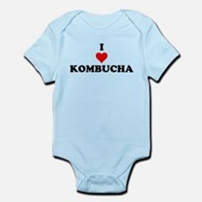 I Love Kombucha Body Suit