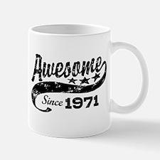 Awesome Since 1971 Mug