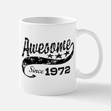 Awesome Since 1972 Mug
