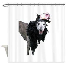 FancyPants Shower Curtain