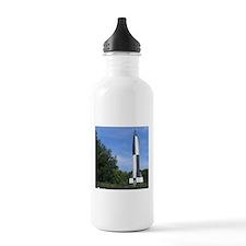 v2 rocket Water Bottle