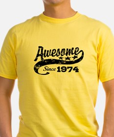 Awesome Since 1974 T