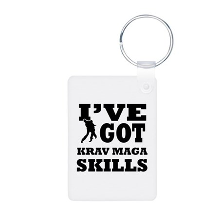 Krav Maga martial arts designs Aluminum Photo Keyc
