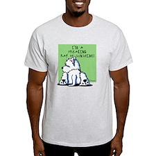 Cool Belly Westie T-Shirt