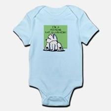 Cool Belly Westie Infant Bodysuit