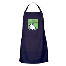 Cool Belly Westie Apron (dark)