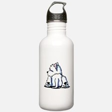 Cool Belly Westie Water Bottle