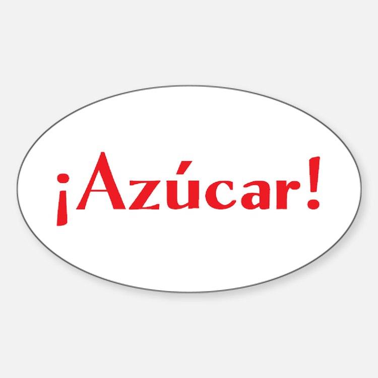 azucar Decal