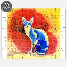 Sphynx Cat Puzzle